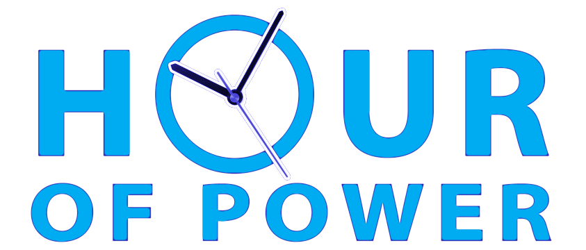 logo hour of power