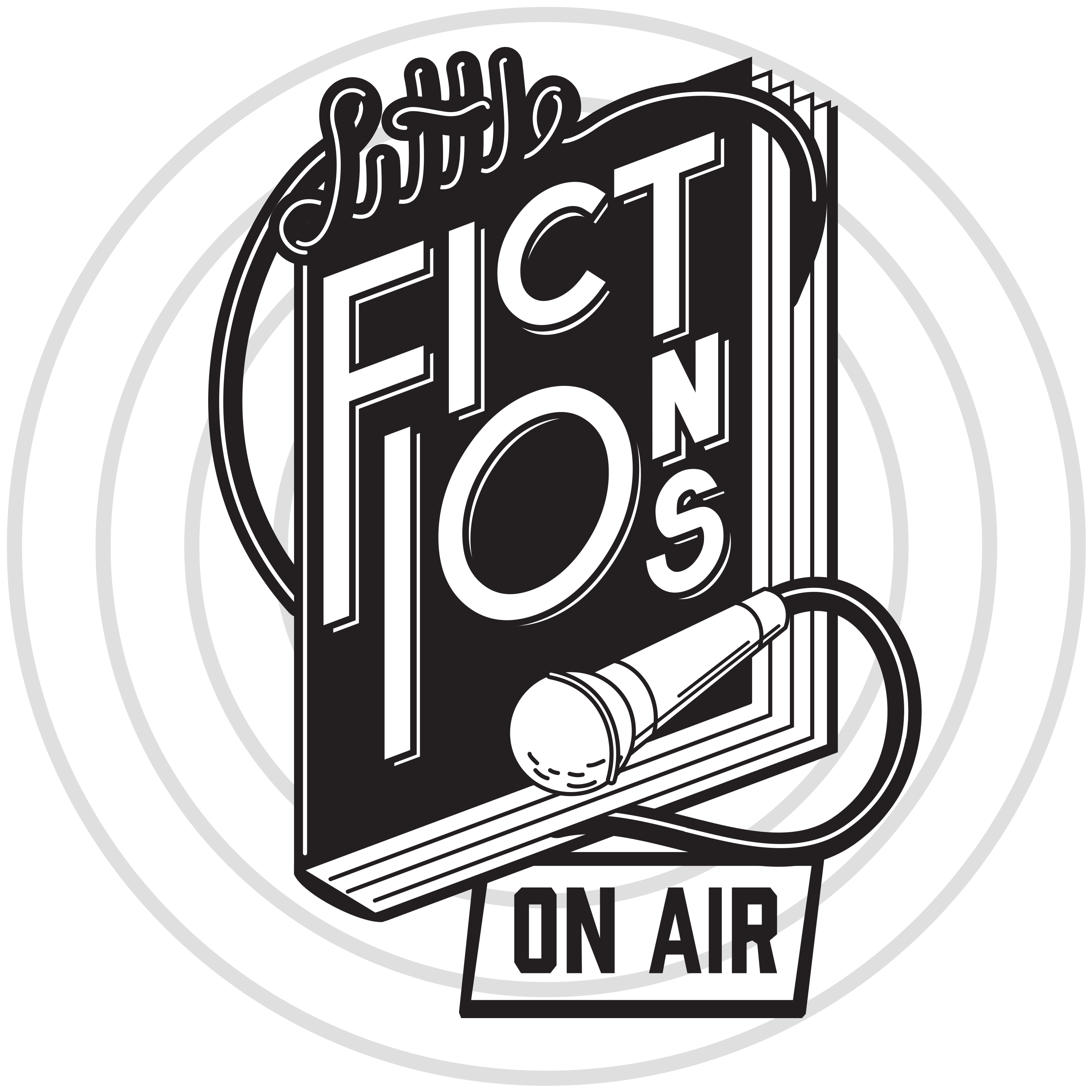 The logo of Little Fictions