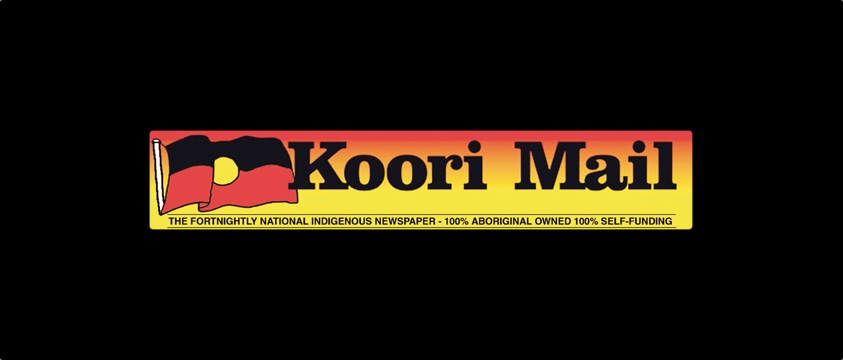 logo The Koori Mail