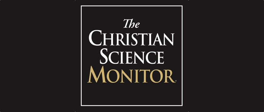 logo The Christian Science Monitor