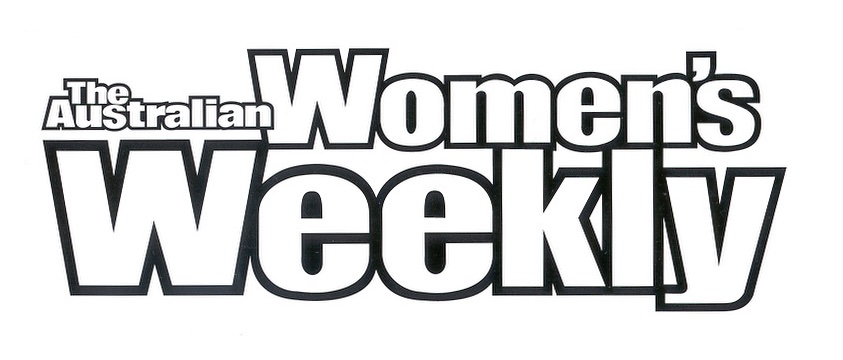 the logo of the Australian Womans Weekly magazine