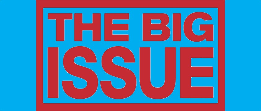 logo The Big Issue