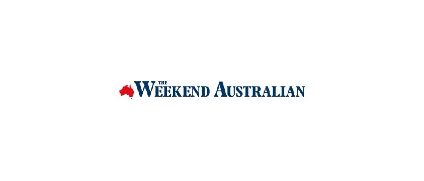 logo The Weekend Australian